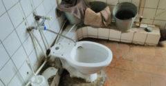 Ez a moszkvai kórház valami hihetetlen rossz állapotban