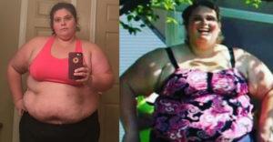 1,5 év alatt hihetetlen 100 kilót fogyott. Ma már szinte senki nem ismeri fel