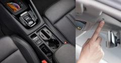 Az új Škoda Octavia több intelligens megoldással is büszkélkedhet. Ezek közülük a legpraktikusabbak