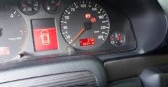 Ellenőrizte a saját Audiján a megtett kilométereket. (Egy kicsit elszálltak a számok)