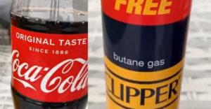 Butángázt engedett a Coca Colába. (Megalapozta a saját űrprogramját)