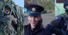 A cseh rendőrséget meglepi egy szlovák mesterlövész. Együtt kívánnak kellemes karácsonyi ünnepeket