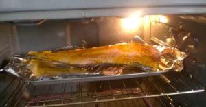 A kifilézett hal úgy ugrált sütés közben a sütőben, mintha élne (Mi a franc volt ez?)
