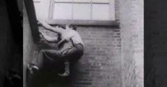 Így nézett ki a parkour 1930-ban, csak hogy ne szidják a mai fiatalságot