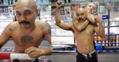 Egyszerű thai védekezés, amellyel ki tudsz szabadulni a fojtó szorításból