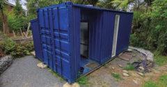 Tudnál egy 10 négyzetméteres konténerben élni?
