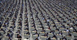 21 sokkoló kép ami megmutatja, mekkora túlnépesedéssel küzd Kína