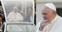 Ferenc pápának új autója van. Mi jött a Lamborghini után?