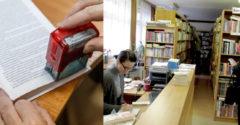 Miért van szinte mindig a 17. oldalon a könyvtári könyvekben a pecsét?