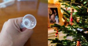 A férfi DNS teszteket tett a karácsonyfa alá az egész család számára. Ez veszekedéseket és fura felfedezéseket okozott