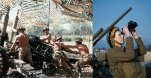 Színes fotók a második világháborúról, amelyeket eddig csak kevesen láthattak