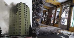Megdöbbentő felvételek. Így néz ki a eperjesi panelház belseje a megsemmisítő gázrobbanás után