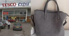 Retikült vásárolt egy takarítónő a Tescóban. Otthon pénzt és üzenetet talált a táskában