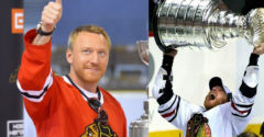 Meglepte még a klub menedzserét is. Mit tett Hossa, amikor nagyobb fizetést kínáltak neki az NHL-ben?