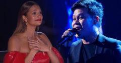 Óriási tehetséget mutatott egy Fülöp-szigeteki férfi. Bocelli és Celine Dion duettjének mindkét hangját elénekelte