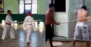 Elképzelés vs. valóság a harcművészetekben (Kemény ütés derékra)
