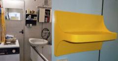 Emlékek a szocializmusból: Így nézett ki a fürdőszoba majdnem minden lakásban
