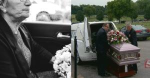 A férfi azt akarta, hogy az összes pénzével együtt legyen eltemetve. Az özvegy ezt briliánsan oldotta meg
