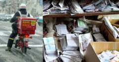Egy japán postás házában csaknem 24 000 nem kézbesített levelet találtak. Miért ott végezték