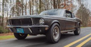Rekordáron kelt el a filmtörténet legendás Mustangja