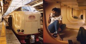 Így néz ki a japán vonatok belseje, melyeket guruló szállodaként emlegetnek a turisták