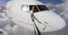 Egyetlen fényképpel elvesztette ezernyi követője bizalmát ez a pilóta