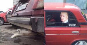 Ilyen gyöngyszemeket csak az orosz utakon látni