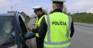 A Szlovák Rendőrség figyelmeztet az új szabályra, aminek megszegése esetén akár 300 eurós bírságot is kaphatsz