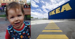 Rekordösszegű kártérítést fizet az IKEA a szülőknek, akiknek a kétéves gyerekét megölte egy instabil szekrény