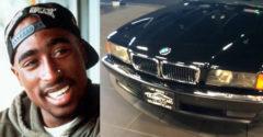 Eladó az autó, amelyben megölték Tupacot