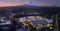 A jövő városának prototípusát építi meg a Toyota Japánban