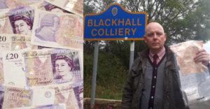 Éveken át pénzkötegeket találtak egy brit faluban – most végre megoldódott a rejtély