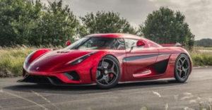 A világ leggyorsabb autóinak fogyasztása