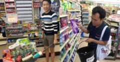 Thaiföldön betiltották a műanyag zacskókat – vödörbe, rizses zsákokba, sőt talicskába is pakolnak a vásárlók