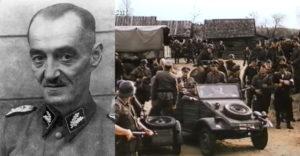 A náci bestia: Oscar Dirlenwarger északi szomszédainknál is működött.