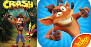 Crash Bandicoot visszatér! Nemsokára már a szmartfónjainkon játszhatjuk.