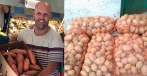 Egy éven keresztül csak és kizárólag burgonyát evett ez a férfi. Arra, ami történt, senki nem volt felkészülve
