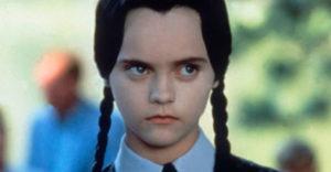 A színésznő, aki Wednesday Addams szerepét játszotta, a napokban ünnepelte 40-dik születésnapját