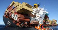 Hogy lehetséges, hogy a konténerek nem potyognak le a hajóról szállítás közben?