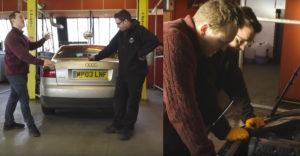 240 euróért vettek egy 900 000 km-t futott Audi 1,9 TDI-t. Hogy mekkora összegért rakták rendbe?
