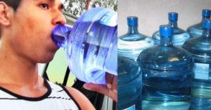 A férfi egy hónapig naponta 4 liter vizet ivott meg egy. Hogyan mutatkozott meg ez a testében?