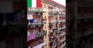 A különbség Olaszország és Németország között (Karantén)