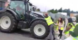Ne vitatkozz egy olyan farmerrel, akit nem ismersz (Vegán tüntetés)