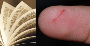Miért fáj jobban, ha papírral vágjuk meg az ujjunkat, mint késsel.