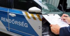 Mikor kell a közlekedési balesethez rendőrt hívni?