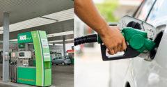 Tovább zuhannak az üzemanyagárak, két hét alatt már 35 forinttal lett olcsóbb a benzin