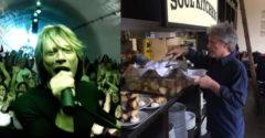 Még a járvány ideje alatt Jon Bon Jovi rendszeresen látogatja éttermeit, ahol mosogat, és ételt oszt a hajléktalanoknak