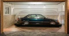Évekkel ezelőtt vett egy 23 éves E38-as 7-es BMW-t és egy buborékban tárolta. Több éve sikertelenül próbálja meg eladni