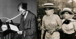Több embert ölt meg mint Hitler. 1918-ban több mint 50 millió ember halt meg spanyolnáthában