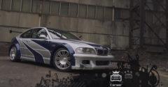 Leforgatták a Need For Speed: Most Wanted játékot a valóságban is. Minden apró részletre ügyeltek